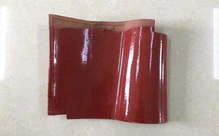 s瓦-上釉色琉璃瓦